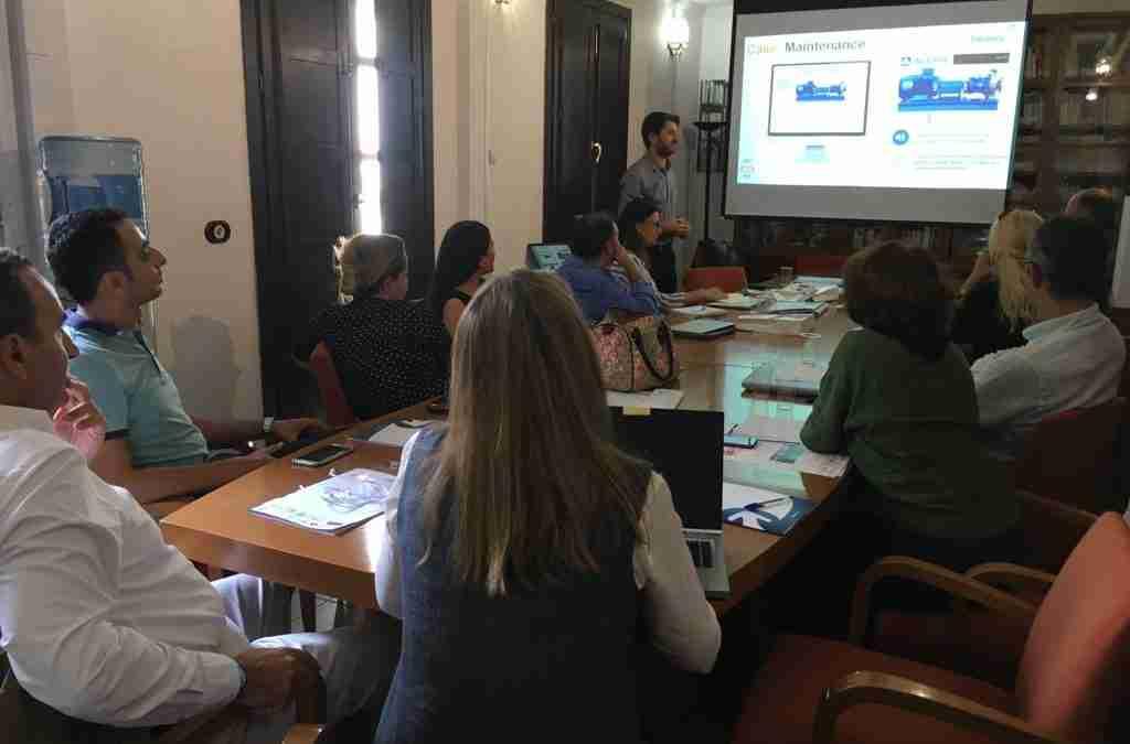 Kick-off meeting Industry 4.0 in Granada