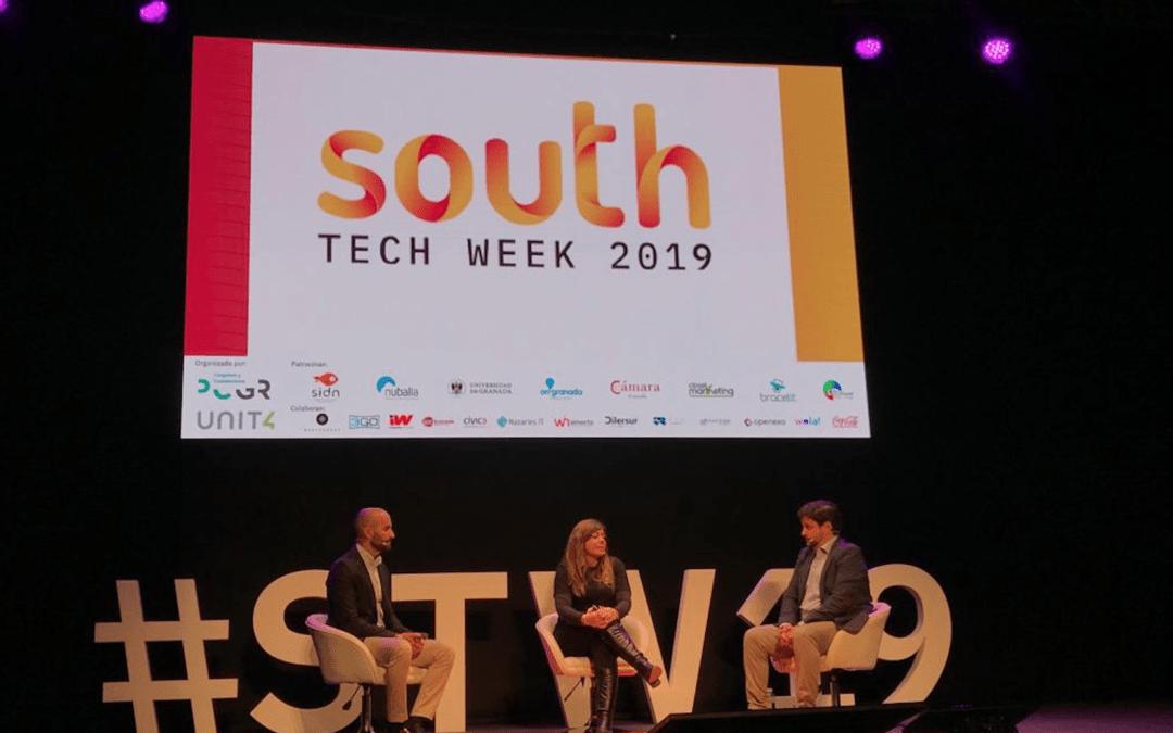 Innovaciones tecnológicas en South Tech Week