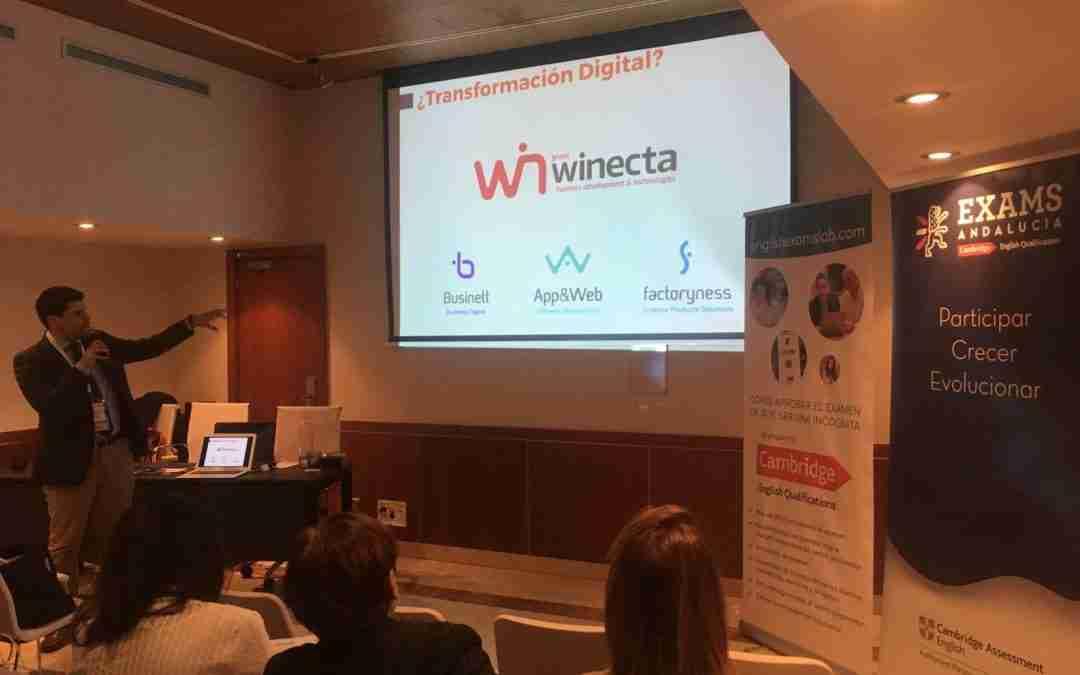 Transformación digital para Exams Andalucía por parte de Winecta