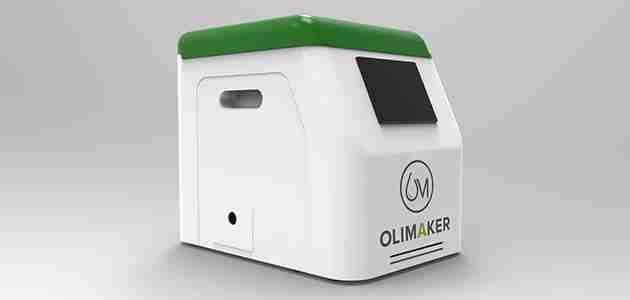 """OLIMAKER, la primera microalmazara que permite obtener aceite """"del árbol a la mesa"""""""