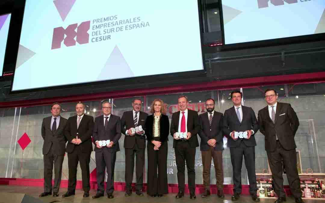 CESUR: Entrega de los Premios Empresariales del Sur de España.