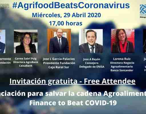 #AgrifoodBeatsCoronavirus
